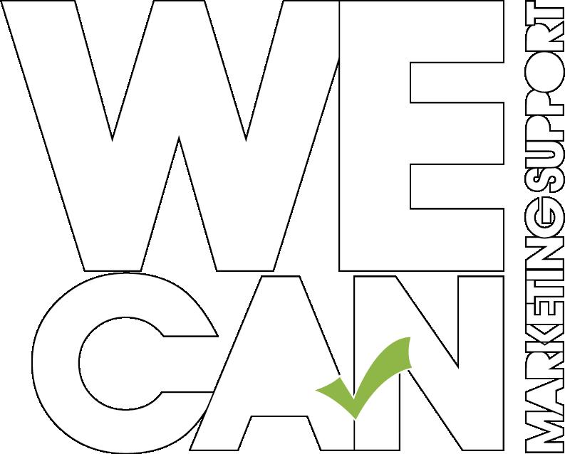 WeCan - Marketing Support